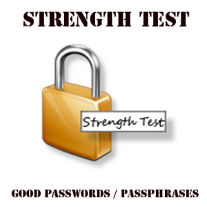 Password Strength Testing